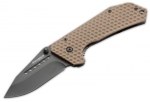 Нож MAGNUM MISSION COMMANDER COYOTE BOKER
