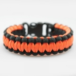 Гривна за оцеляване Paracord KING COBRA Rescue curved buckle DURA NECESSITA